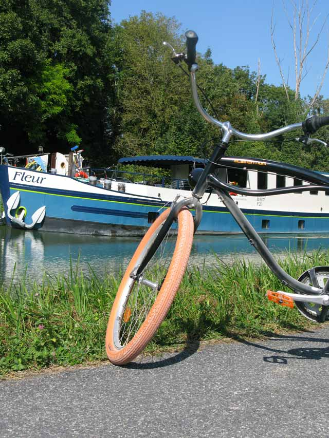 Location Beach Cruiser - VTT Nemours