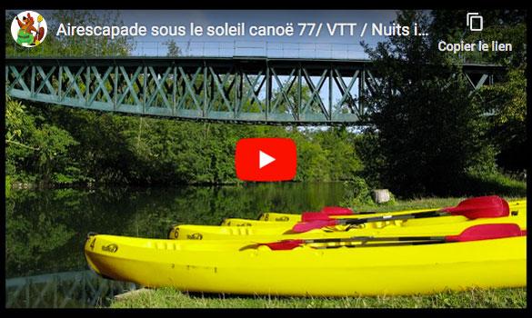 Canoë Seine et Marne